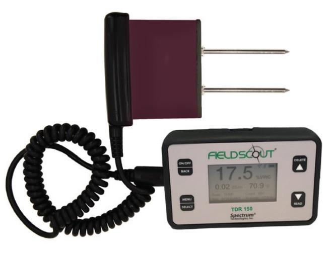 フィールドスカウト TDR100 土壌水分測定器